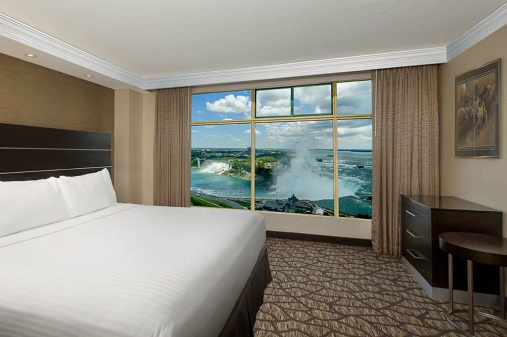 Fallsview Casino Hotel Room Service Menu